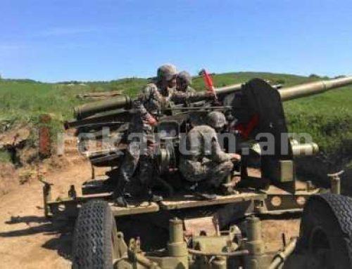 Նոյեմբերի 16-ից 20-ը ՀՀ տարածքում կանցկացվի «Շանթ-2020» զորավարժությունը
