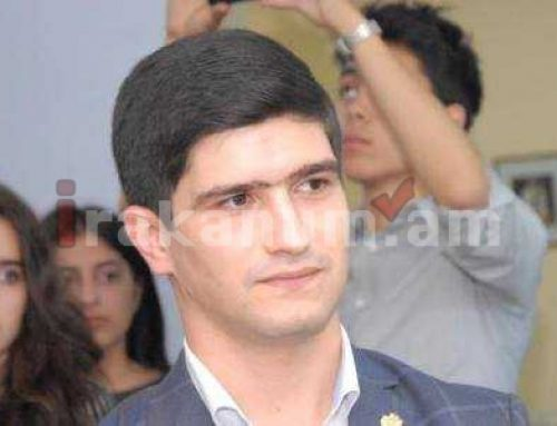 Արսեն Ջուլֆալակյանին ԱԺ-ում կփոխարինի Կապանի քաղաքապետի 29-ամյա պաշտոնակատարը