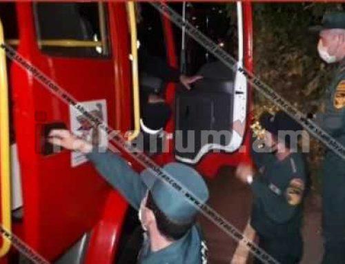 Փրկարարներն ու ոստիկանները մի քանի ժամ Կիեւյան կամրջի տակ որոնում էին ենթադրյալ ինքնասպանություն գործած քաղաքացուն