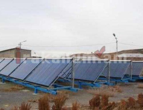 Արթիկում սկսվել է արևային կայանի շինարարության գործընթացը