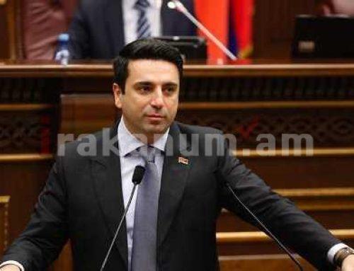 Ալեն Սիմոնյանը կգլխավորի ԱՊՀ ՄԽՎ դիտորդների խումբը Ղրղըզստանի խորհրդարանական ընտրություններում