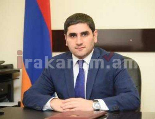 Փոխնախարար Գրիշա Թամրազյանը հրաժարականի դիմում է ներկայացրել. ԿԳՄՍ-ից հաստատեցին