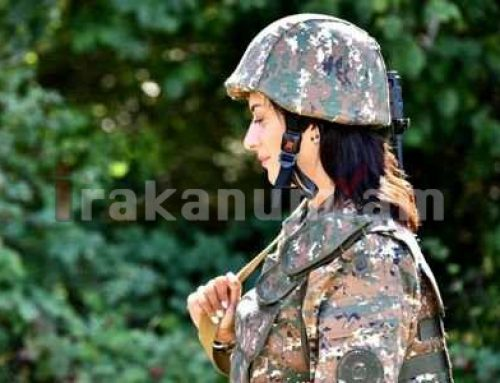 Աննա Հակոբյանի նախաձեռնությամբ կանցկացվեն 18-27 տարեկան կանանց 45-օրյա զինվորական վարժանքներ
