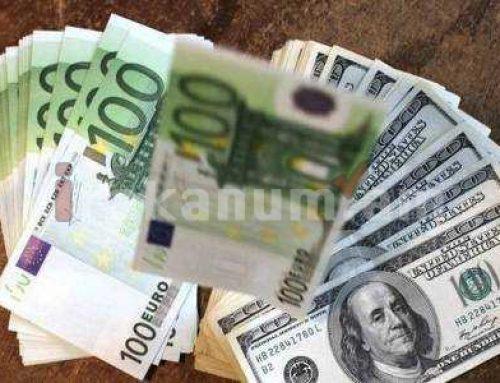 Դոլարի եւ եվրոյի փոխարժեքներն աննշան նվազել են