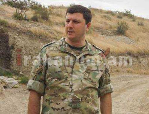 Համոզված եմ, որ տարբեր զորատեսակներում լայնորեն ընդգրկված են նաև Թուրքիայի զինուժի ներկայացուցիչներ. Տիգրան Աբրահամյան