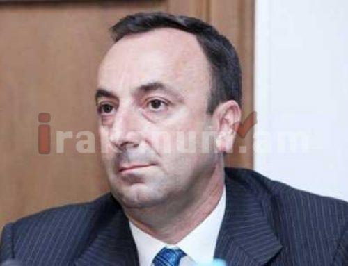 Իմ ասածներից ոչ մի բան սխալ դուրս չի եկել. Հրայր Թովմասյան