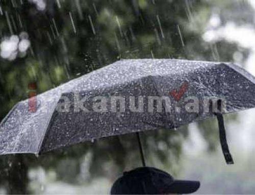 Եղանակը Հայաստանում. սպասվում է կարճատև անձրև և ամպրոպ