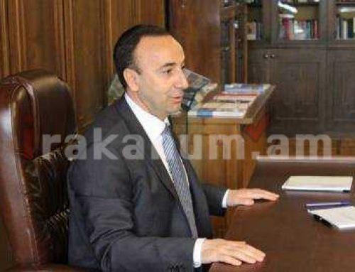 «Ժողովուրդ». Հրայր Թովմասյանը աշխատանքի չի գալիս․ մանրամասներ ՍԴ-ում տիրող իրավիճակի մասին
