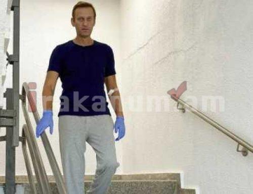 Ալեքսեյ Նավալնին հայտնել է իր վերականգնման ընթացքի մասին․ նա արդեն հիվանդասենյակից դուրս է գալիս