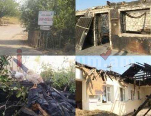 Խորհրդավոր հանցագործներն ահաբեկում են ադրբեջանական գյուղը