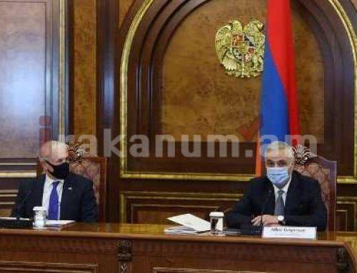 Կայացել է Հայաստանի զարգացմանն աջակցող գործընկերների հետ համագործակցության հարթակի հերթական հանդիպումը