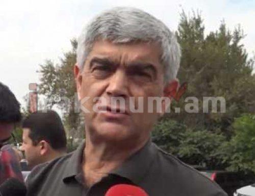 Բանակցությունը փակուղում է՝ Հայաստանի Հանրապետության քաղաքական իշխանության առաջին դեմքի կողմից. Բալասանյան