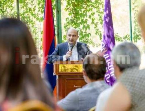 «Լուսավոր Հայաստան»-ի կառավարման խորհրդի անդամները հանդիպել են տարբեր գերատեսչությունների ներկայացուցիչների հետ