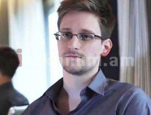 CNN․ Սնոուդենը համաձայն է ելույթներից եւ գրքի վաճառքից 5 մլն դոլարից ավելին վճարել ԱՄՆ իշխանություններին