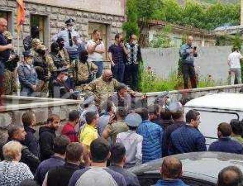 «Հրապարակ». Կապանը մնացել է առանց ոստիկանի. այստեղ մղձավանջ է սկսվել