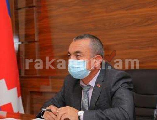 Արցախի ԱԺ պետաիրավական հարցերի մշտական հանձնաժողովը նիստ է հրավիրել