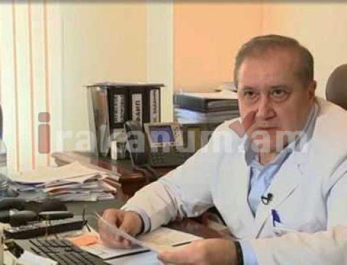 Արմաիս Քամալովը պարգեւատրվել է Ալեքսանդր Նեւսկու շքանշանով