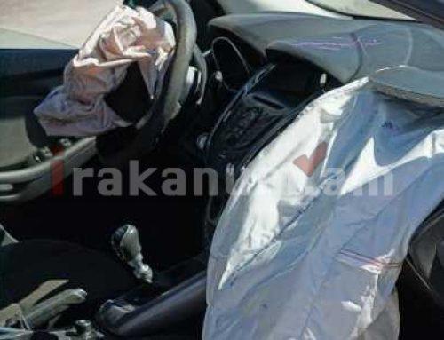 Ապարան-Սպիտակ ճանապարհին բախվել են «Nissan Tiida»-ն ու «ՎԱԶ-2101»-ը. կա 3 վիրավոր