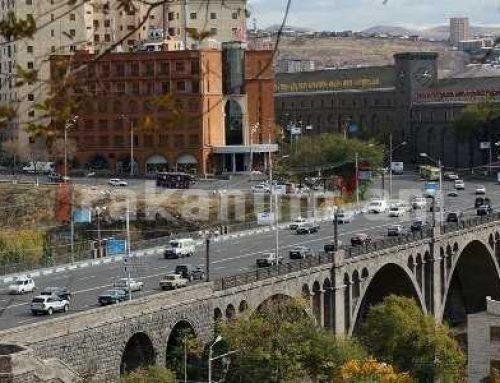 Կանխվել է քաղաքացու ինքնասպանության փորձը Հաղթանակի կամրջից