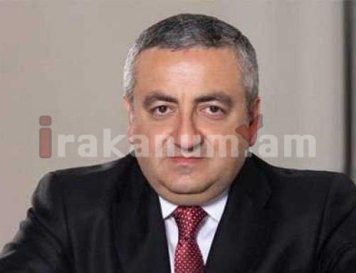 ՍԱՏՄ ղեկավար Գեորգի Ավետիսյանն ազատվեց պաշտոնից. վարչապետը որոշում է ստորագրել