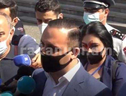 Ծառուկյանի պաշտպանները դատավորին ինքնաբացարկ հայտնեցին. դատարանը հեռացավ որոշում կայացնելու