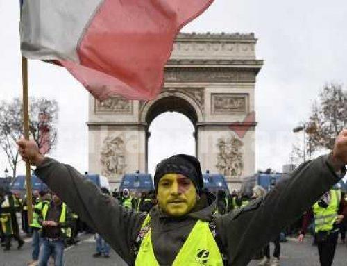 Փարիզի ոստիկանությունը խոստացել է պաշտպանել Ելիսեյան դաշտերը «դեղին բաճկոնավորների» ջարդերից եւ անկարգություններից