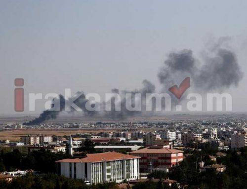 Թուրքիայի հետ սահմանին գտնվող սիրիական Ռաս-Էլ-Այն քաղաքում պայթյուն է որոտացել