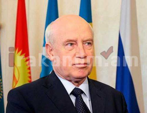 ԱՊՀ գործադիր կոմիտեի ղեկավարը կոչ է անում դադարեցնել ռազմական գործողությունները Լեռնային Ղարաբաղում