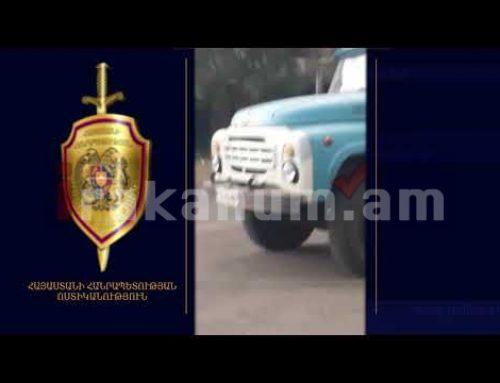 Ապարանի ոստիկանները ապօրինի ծառահատման դեպքեր են բացահայտել