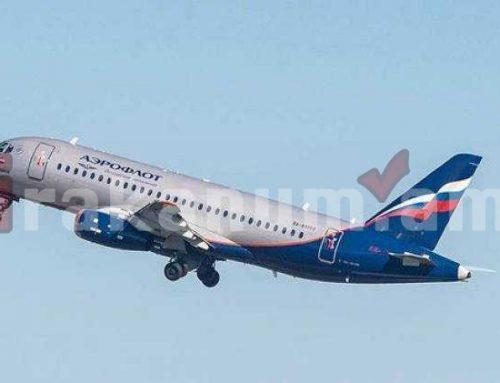 Ռուսական «Աէրոֆլոտը» սեպտեմբերի 24-ից վերագործարկում է Մոսկվա-Բաքու-Մոսկվա չվերթը