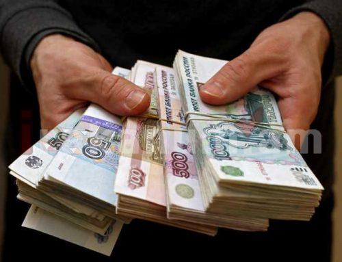 Ռուսաստանում տղամարդն 800 000 ռուբլի է գողացել, և այն բաժանել է կարիքավորներին