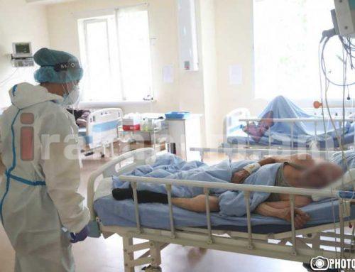 Հայաստանում հաստատվել է կորոնավիրուսով վարակվելու 328, մահվան՝ 3 նոր դեպք․ վարակվածների ընդհանուր թիվը 49 400 է, մահվան դեպքերինը՝ 1246