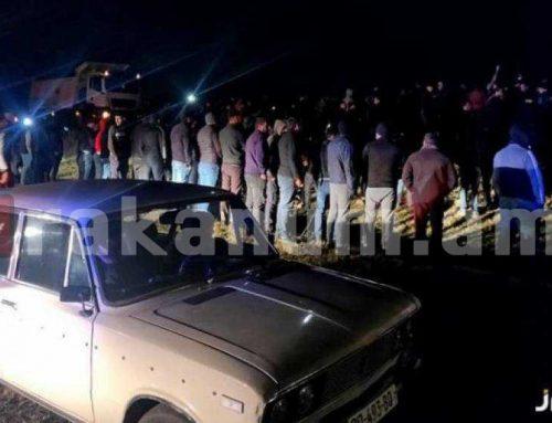 Հումանիտար օգնությամբ բեռնված մեքենաներին, որոնց արգելում էին հատել հայ-վրացական սահմանը, թույլատրել են