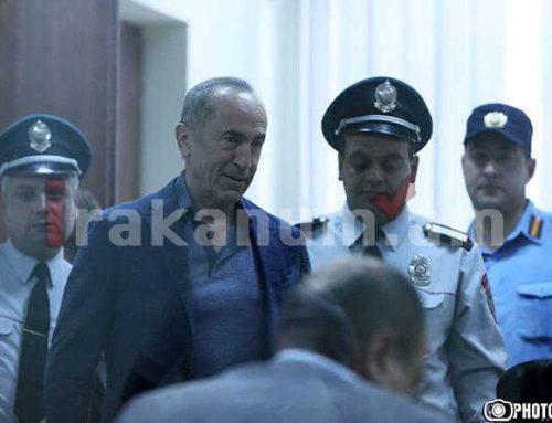 Վճռաբեկ դատարանը վարույթ է ընդունել Ռոբերտ Քոչարյանի պաշտպանների բողոքը