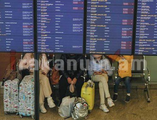 Ռուսաստանը վերսկսում է թռիչքները դեպի Ղազախստան, Ղրղզստան և Բելառուս
