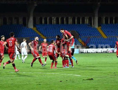 Հայաստանի ֆուտբոլի ընտրանին Երևանում հաղթեց Էստոնիային