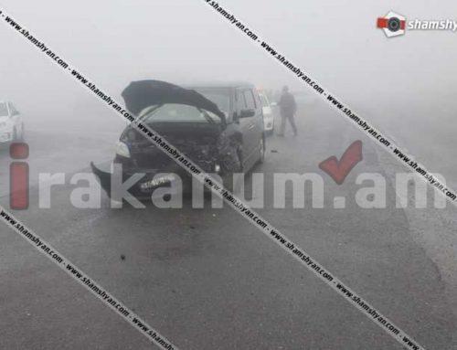 Ավտովթար Սյունիքի մարզում. բախվել են Honda Elison-ն ու Opel Astra-ն. 5 վիրավորներից 2-ը երեխաներ են. shamshyan.com