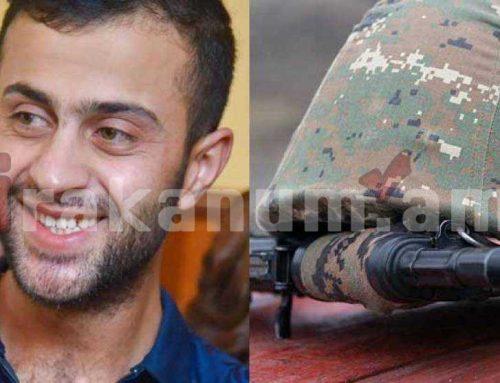Այգեձոր գյուղում տեղադրվել է Տավուշում հուլիսի 14-ին զոհված կապիտան Սոս Էլբակյանի հուշաքարը