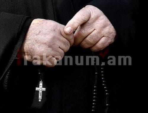 Արտառոց դեպք Հայաստանում. հոգևորականը կասկածվում է անչափահաս տղաների նկատմամբ անառակաբարո գործողություններ կատարելու մեջ
