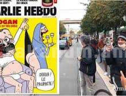 Ֆրանսիայում գլխատել են Charlie Hebdo ամսագրի ծաղրանկարիչներից մեկին