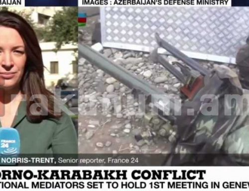 Ադրբեջանի կառավարությունն անընդհատ վերահսկում է Բաքվում աշխատող «France24»-ի լրագրողին