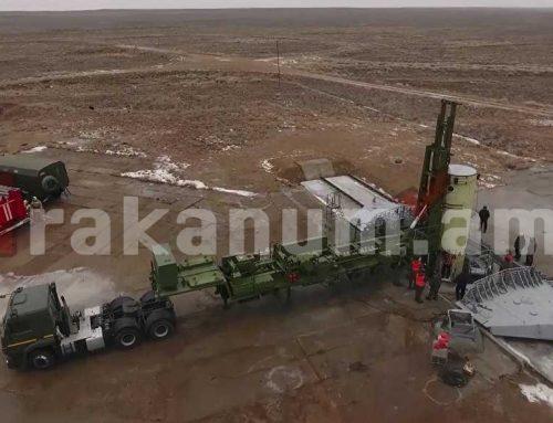 Ռուսաստանը հակահրթիռային նոր համակարգի հաջող փորձարկում է իրականացրել Ղազախստանում