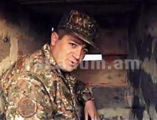 Համեստ Ժայռը․ Փառք քեզ եղբայր․ Արծրուն Հովհաննիսյան