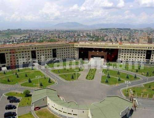 ՀՀ ՊՆ-ն հերքում է Ադրբեջանի կողմից հայկական կողմին պատկանող Սու-25 ինքնաթիռի խոցման լուրը