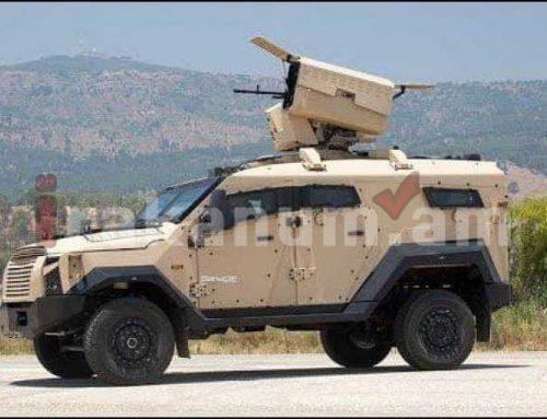 ՊԲ-ն Ադրբեջանի ԶՈՒ կազմում իսրայելական Sandcat զրահամեքենա է խոցել