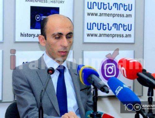 Արտակ Բեգլարյանն Ադրբեջանի ԶՈՒ հանցագործությունները համարում է նախկին հանցանքների համար չպատժվելու հետևանք