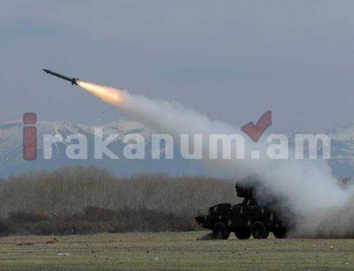 Արցախի ՀՕՊ-ը հարավային ուղղությամբ խոցել է Ադրբեջանի ինքնաթիռ