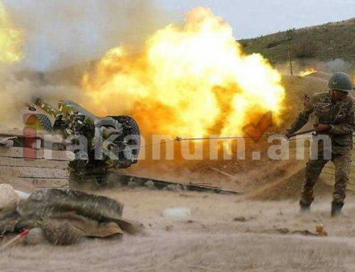 Հակառակորդը մարտի է նետում վերջին ռեզերվները. ԼՂ ողջ հարավով մարտական գործողություններ են ընթանում