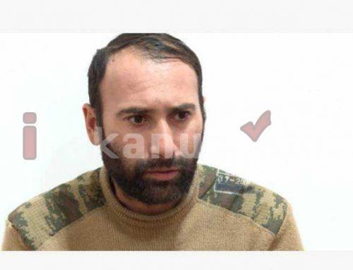Արցախում գտնվող ադրբեջանցի ռազմագերին պատմել է Թուրքիայից ժամանած զինվորական մասնագետների մասին