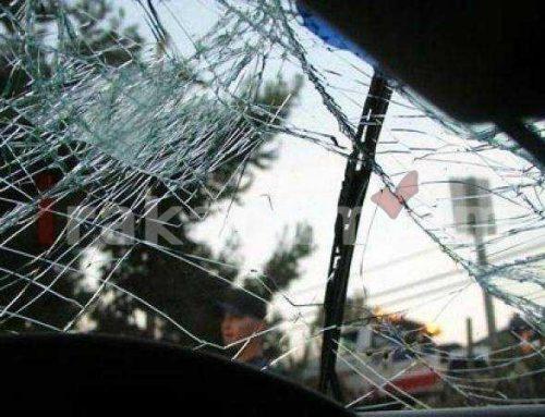 Գյումրի-Արմավիր ավտոճանապարհին ավտոմեքենայի կողաշրջվելու հետևանքով հոսպիտալացվել է 5 մարդ
